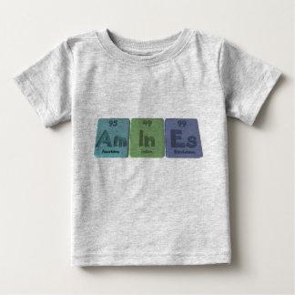 Amina-Ser-En-Es-Americio-Indio-Einsteinio T Shirts