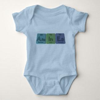Amina-Ser-En-Es-Americio-Indio-Einsteinio T-shirt