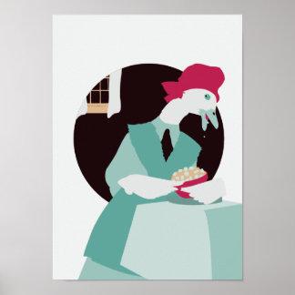 Aminals: Agnes Gosford Poster