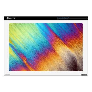 Amino Acid under the Microscope Laptop Decals