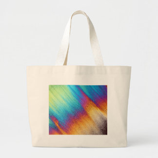 Amino Acid under the Microscope Large Tote Bag