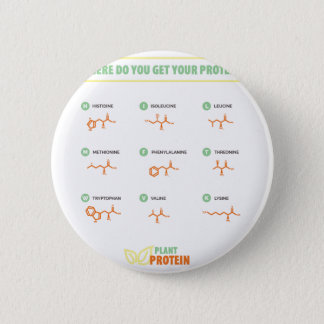 Amino Acids - Where do you get your protein? Button