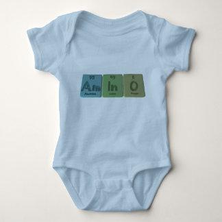Amino-Ser-En-o-americio-indio-Oxígeno Camisetas