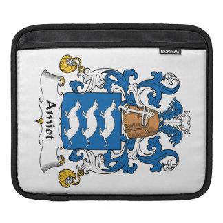 Amiot Family Crest iPad Sleeve