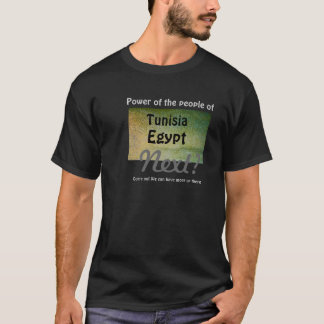 Amiot Gallery Power of the people Black T-shirt