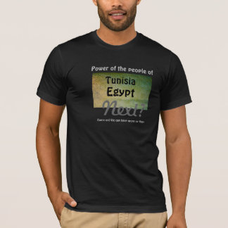 Amiot Gallery Power of the people Unisex T-shirt