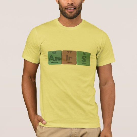 Amirs-Am-Ir-S-Americium-Iridium-Sulfur T-Shirt