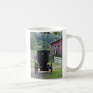 Amish Buggie - Holmes Co OH Coffee Mug