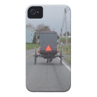 Amish Buggy Blackberry Case