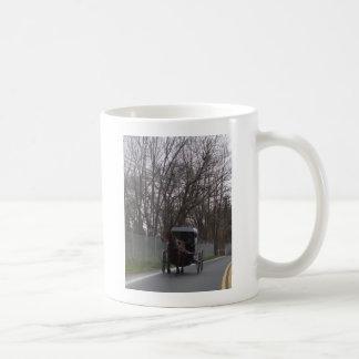Amish Buggy Coffee Mug