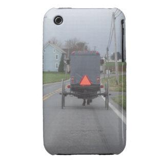 Amish Buggy iPhone 3 Case