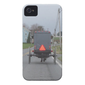 Amish Buggy iPhone 4 Case