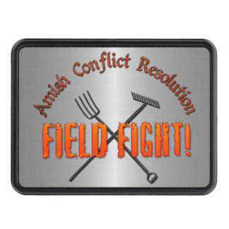 Amish Conflict Resolution - Field Fight Hitch Covers