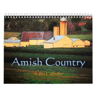 Amish Country 2011 Calendar