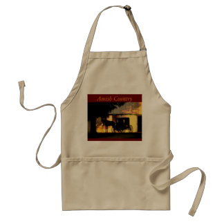 Amish Country Apron