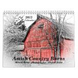 Amish Country Barns 2013 Calendar