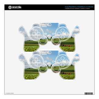 Amish Country Decal For PS3 Controller