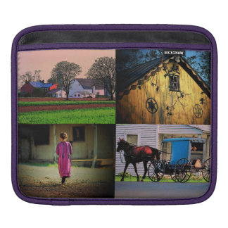 Amish Country iPad Pad Sleeve For iPads