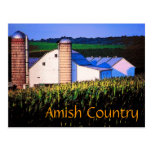 Amish Country Postcard