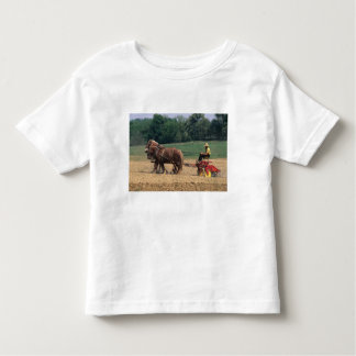 Amish Country simple people in farming with Toddler T-shirt
