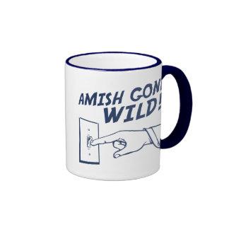 Amish Gone Wild! Ringer Mug