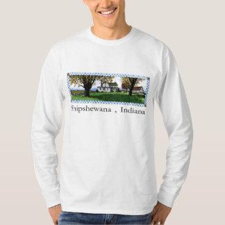 Amish Home Shipshewana, Indiana T-Shirt