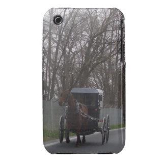 Amish Horse & Buggy iPhone 3 Case