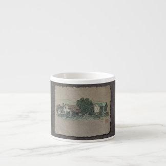 Amish House & Barn Espresso Cup