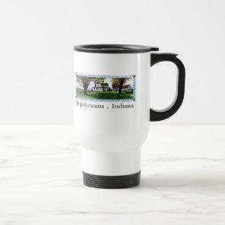Amish House Shipshewana Indiana Mugs