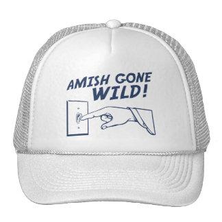 ¡Amish idos salvajes! Gorros