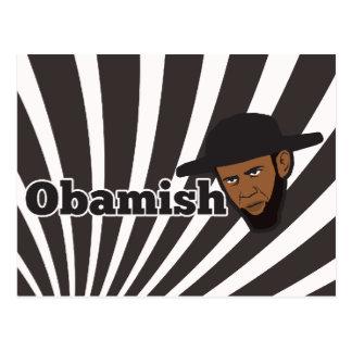 Amish Obama Postal