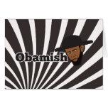 Amish Obama Tarjetón