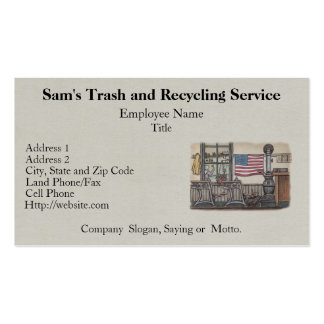 Amish One Room School Room Business Cards
