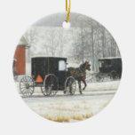 Amish Ornament