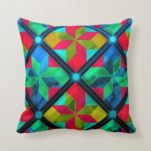 Amish Pinwheels on Steroids Pillows