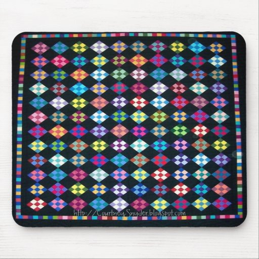 Amish Quilt Mouse Pad
