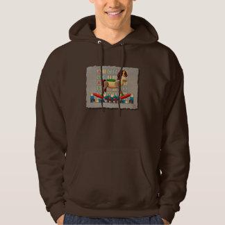 Amish Rocking Horse Hooded Sweatshirt