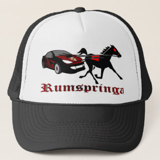 Amish Rumspringa Trucker Hat