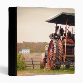 Amish Steam Tractor Binder