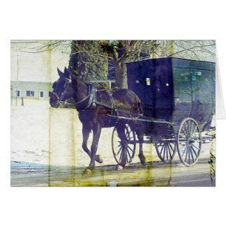 Amish Travel Card