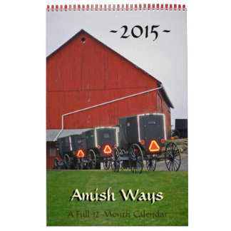 Amish Ways Calendar