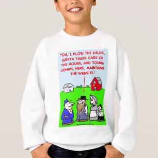 amish website sweatshirt