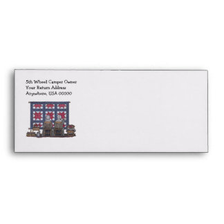 Amish Women Quilting Envelope