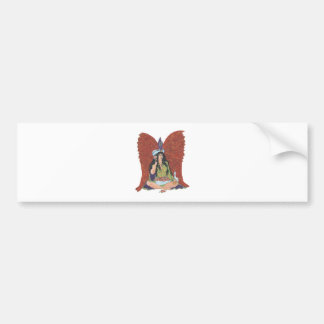 Amisi Angel Bumper Sticker