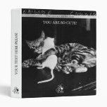 """Amistad asombrosamente - gato Minnie y ratón de Carpeta 1"""""""
