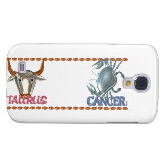 Amistad de la astrología del zodiaco del cáncer de