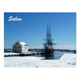 Amistad de Salem Tarjeta Postal