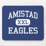 Amistad - Eagles - High School secundaria - Indio  Alfombrilla De Ratón
