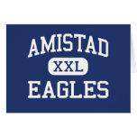 Amistad - Eagles - High School secundaria - Indio  Felicitacion