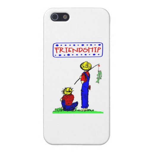Amistad Fisherboys iPhone 5 Protector